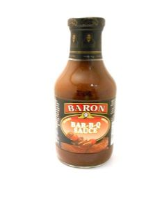 Baron Barbecue Sauce [BBQ] [Hickory Smoked] | Buy Online at the Asian Cookshop